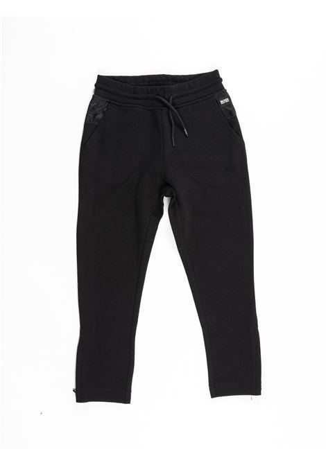 UGO BOSS | plushy trousers | UGO52NERO