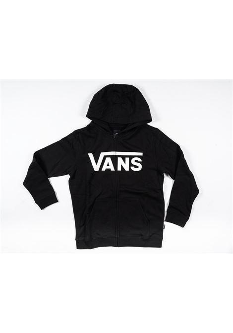 VANS | sweatshirt | VAN03NERO