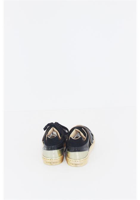 VERSACE | Sneakers | SNEAK031NERA-ORO