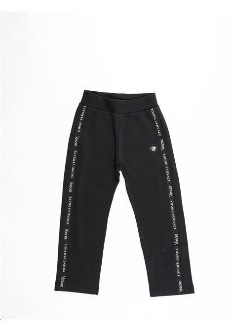 Pantalone felpa Versace VERSACE | Pantalone felpa | VER21NERO