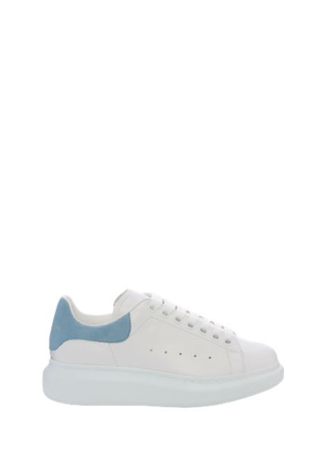 ALEXANDER MCQUEEN | Sneakers | 553770WHGP79086BIANCA-CELESTE