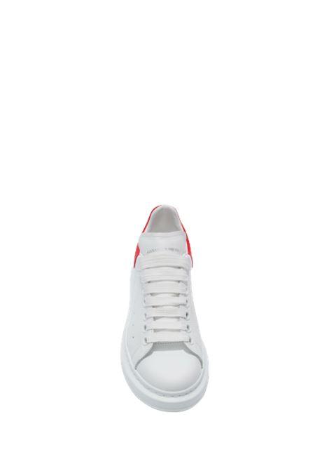 ALEXANDER MCQUEEN | Sneakers | 553770WHGP79182BIANCA-ROSSA