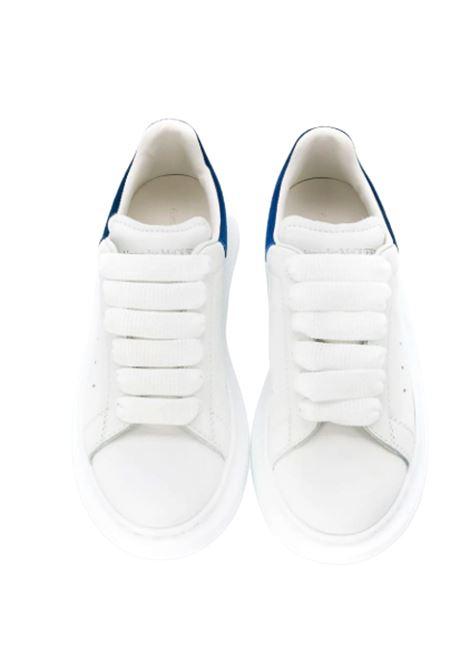 ALEXANDER MCQUEEN | Sneakers | 587691BIANCA BLU