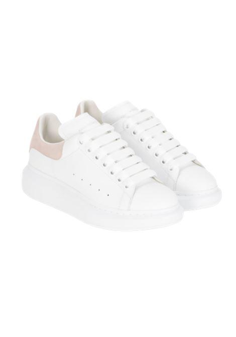 ALEXANDER MCQUEEN | Sneakers | 587691BIANCA-ROSA