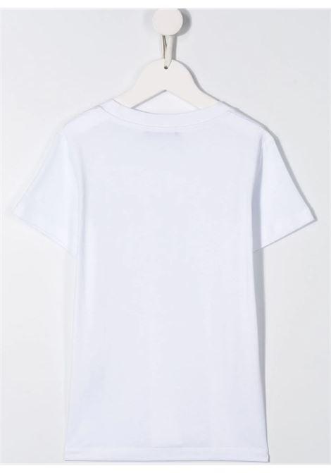 BALMAIN | T-shirt | 6M8021BIANCO