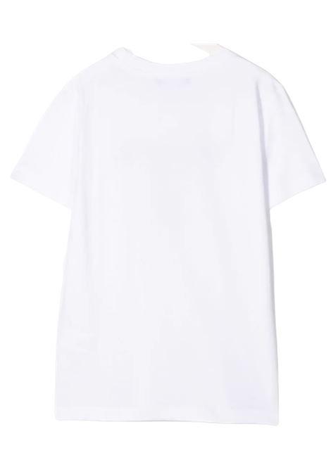 BALMAIN | T-shirt | 6M8701BIANCO