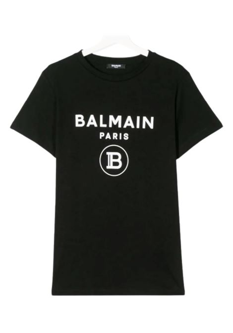 BALMAIN | T-shirt | 6M8701NERO