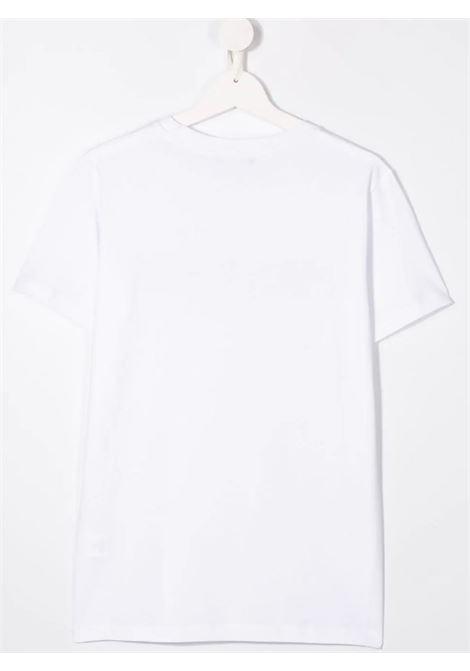BALMAIN | T-shirt | 6M8721BIANCO
