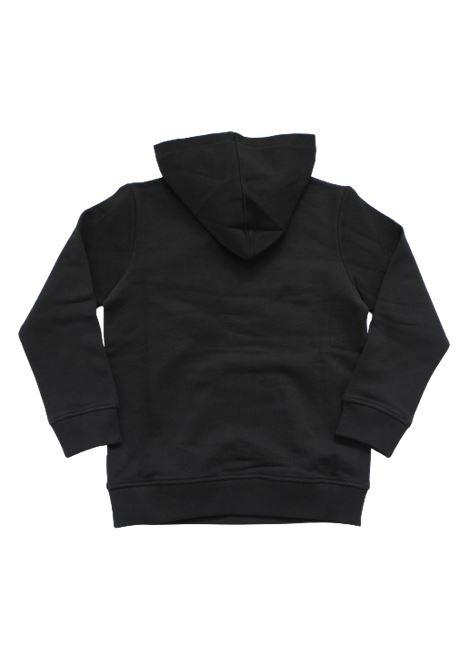 BALMAIN | sweatshirt | 6N4570NERO