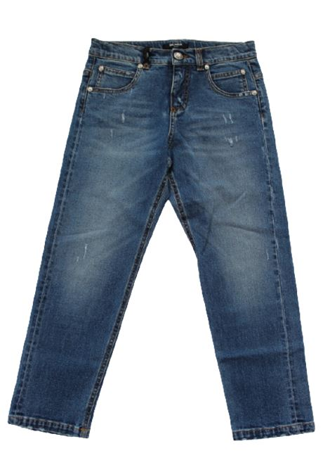 BALMAIN | jeans  | 6N6510JEANS