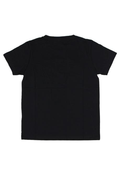BALMAIN | T-shirt | 6N8551NERO