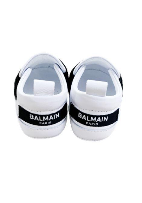 BALMAIN | Sneakers | 6P0A56BIANCA