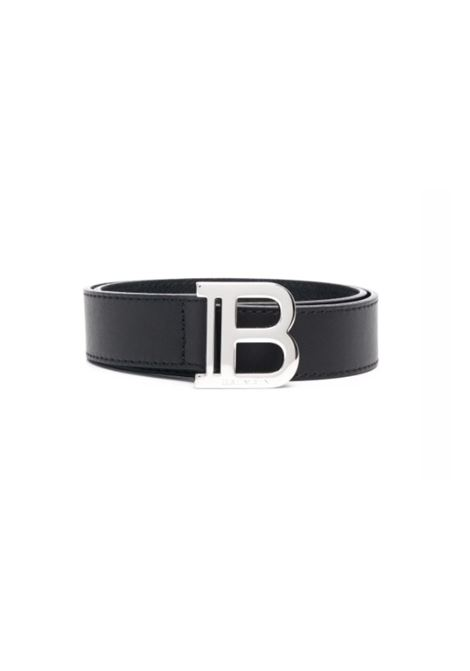 BALMAIN | belt | 6P0D31NERO ARGENTO