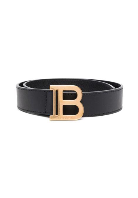 BALMAIN | belt | 6P0D31NERO ORO