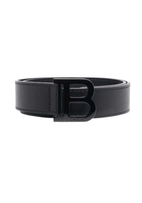 BALMAIN | belt | 6P0D31NERO