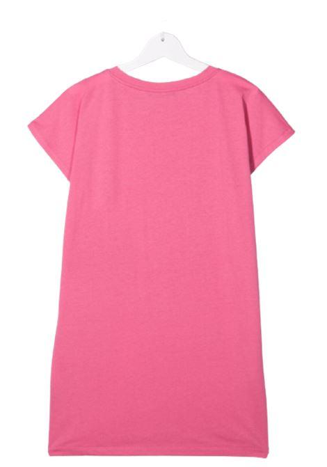 BALMAIN   Dress   6P1161ROSA BUBBLE