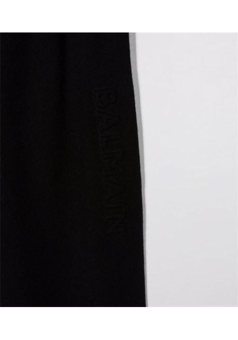 BALMAIN   trousers   6P6610NERO