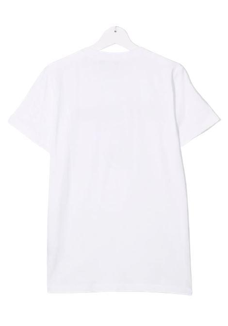 BALMAIN   T-shirt   6P8611BIANCO