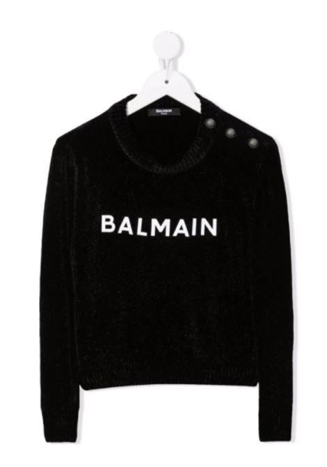 Maglia lana Balmain BALMAIN | Maglia | 6P9010NERO