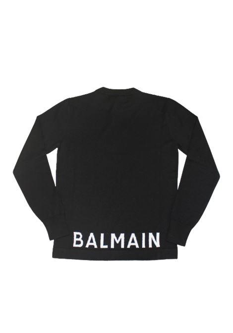 BALMAIN |  | 6P9560NERO