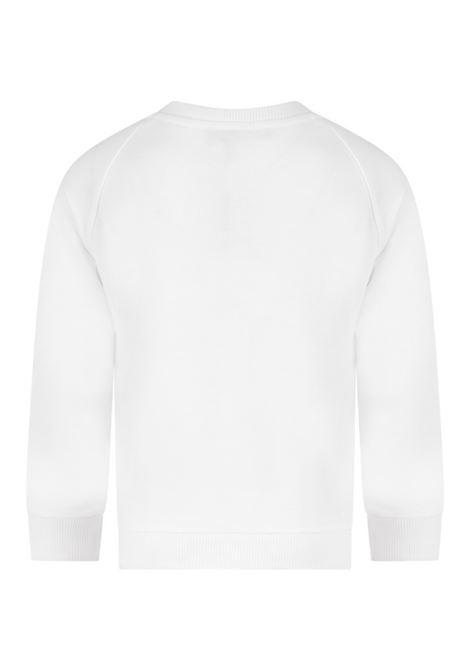 BALMAIN | sweatshirt | BAL45BIANCO