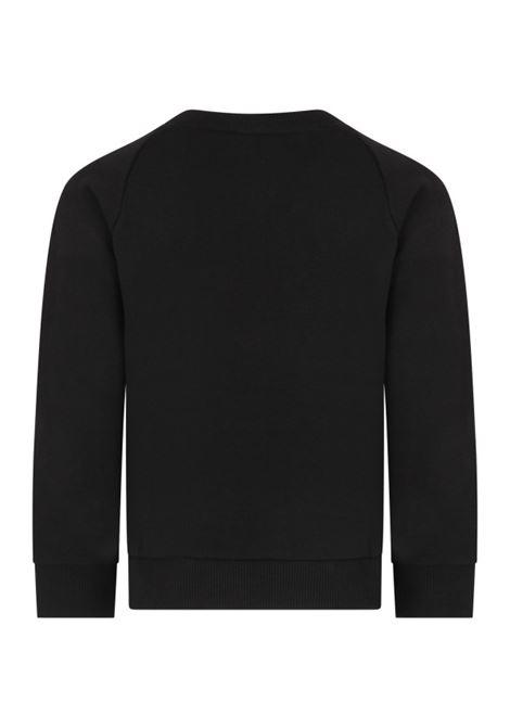 BALMAIN | sweatshirt | BAL45NERO