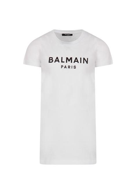 BALMAIN | T-shirt | BAL47BIANCO
