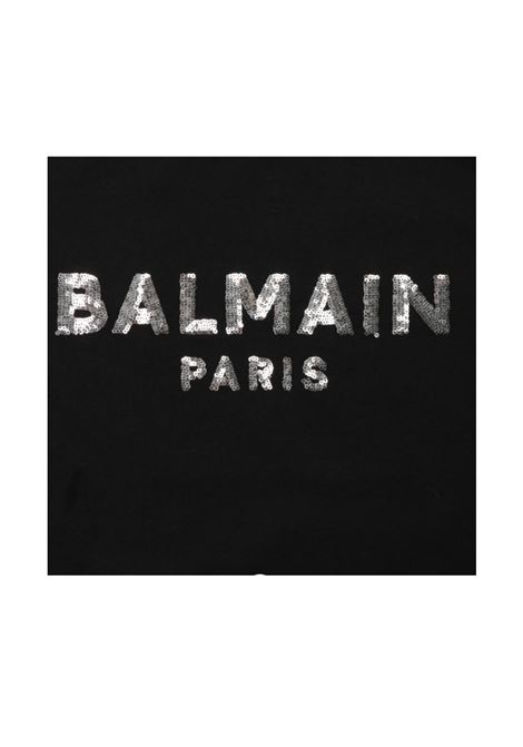 BALMAIN | T-shirt | BAL48NERO