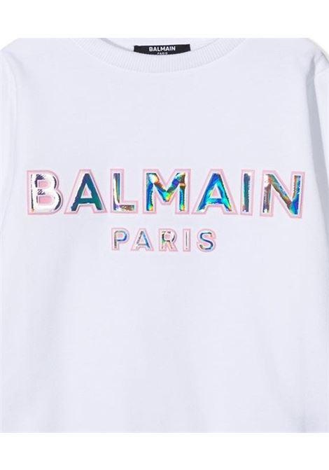 Felpa Balmain BALMAIN | Felpa | BAL49BIANCO