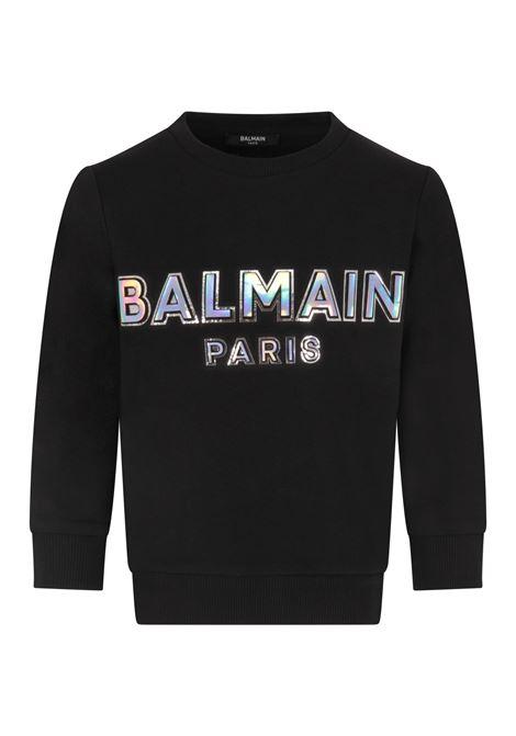 Felpa Balmain BALMAIN | Felpa | BAL49NERO