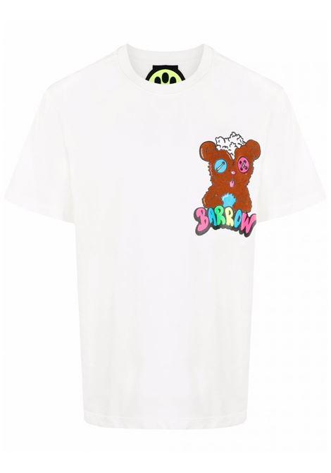 BARROW | T-shirt | 029928BIANCO