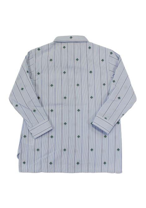 GUCCI | shirt | BA4600376AZZURRO