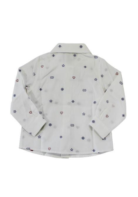 Camicia Gucci GUCCI | Camicia | BA4626670BIANCO