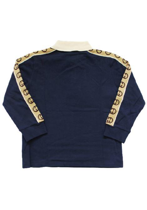 GUCCI | T-shirt | BMK616953BLU