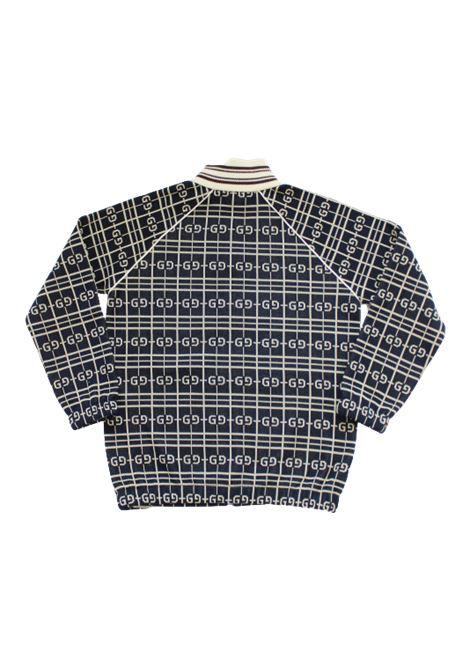 GUCCI | sweatshirt | BMR626298BLU