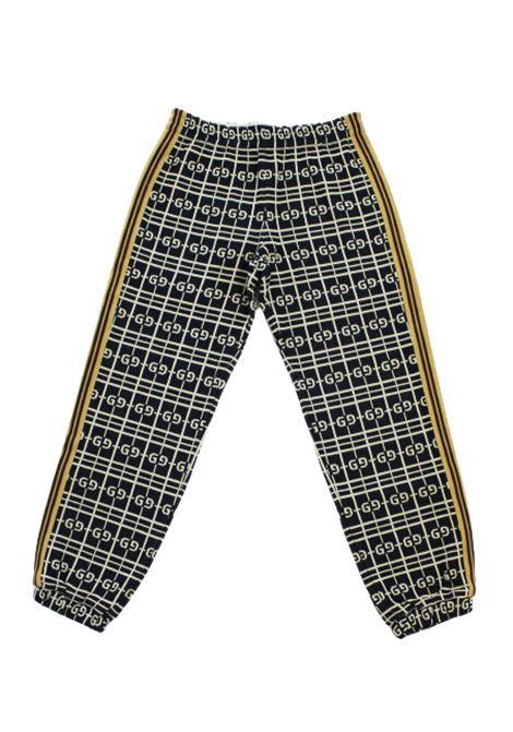 GUCCI | trousers | BMR626304NERO