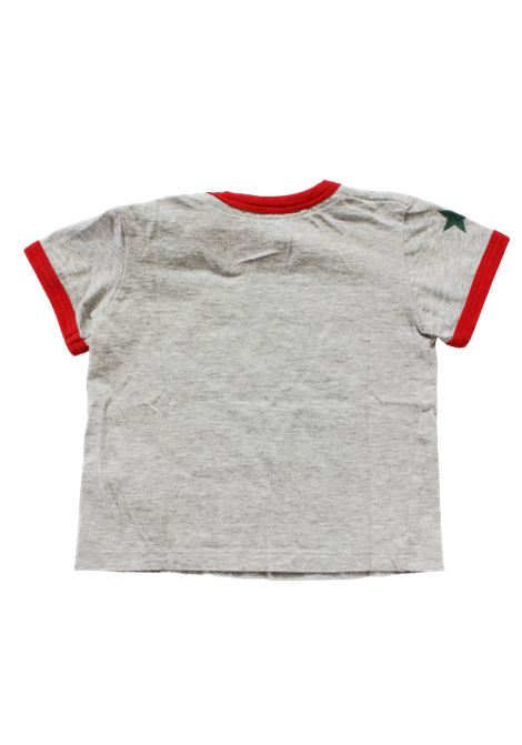 GUCCI | T-shirt | GUC340GRIGIO