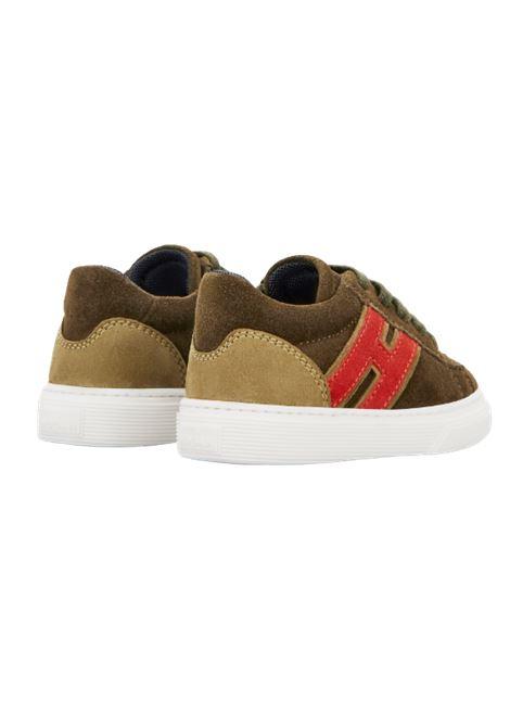 HOGAN | Sneakers | HXT3400K390QB16510VERDE