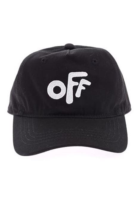 Cappello Off White OFF WHITE | Cappello | OBL001F21FAB0011001NERO