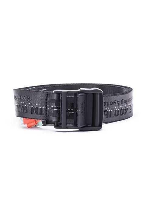 OFF WHITE   belt   OWRB009E20FAB0011010NERO