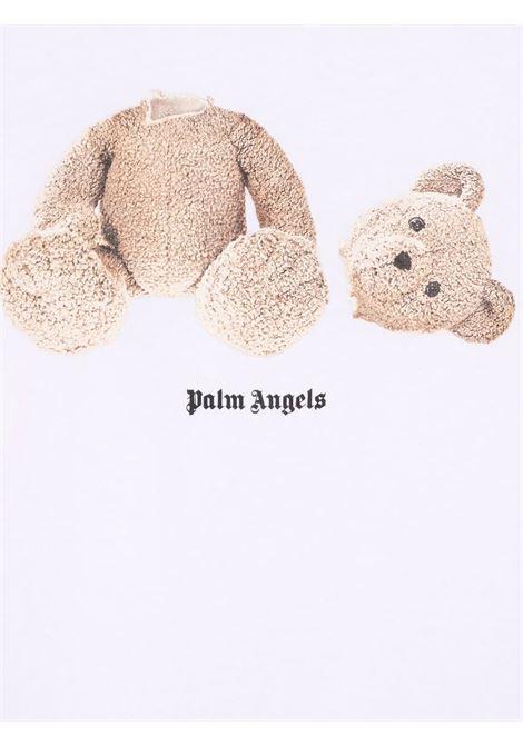 T-shirt Palm Angels PALM ANGELS | T-shirt | PBAA001F21JER0010160BIANCO