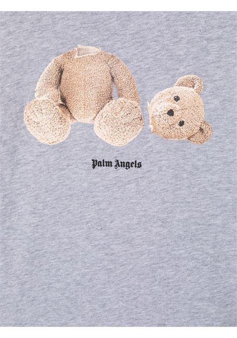 T-shirt Palm Angels PALM ANGELS | T-shirt | PBAA001F21JER0010660GRIGIO