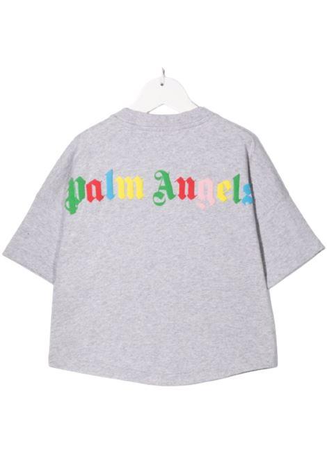 T-shirt Palm Angels PALM ANGELS | T-shirt | PBAA002F21JER0010684GRIGIO
