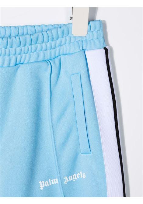 Pantalone Palm Angels PALM ANGELS | Pantalone | PBCA001F21FAB0014001CIELO