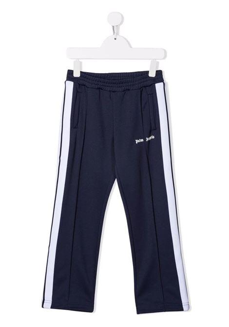 Pantalone Palm Angels PALM ANGELS | Pantalone | PBCA001F21FAB0014601BLU