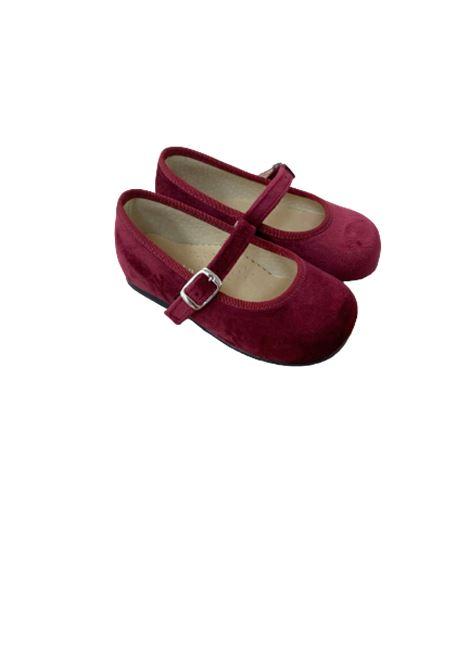 PANYNO   Shoe dancer   B2601BORDEAUX