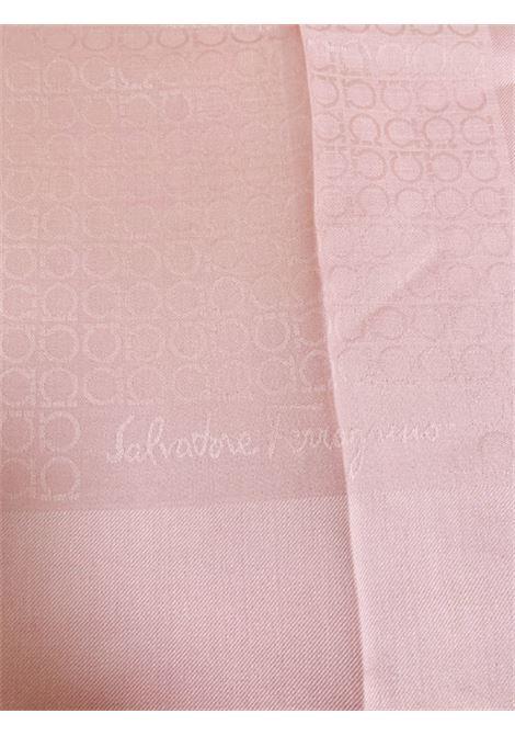 SALVATORE FERRAGAMO | foulard | 0536823ROSA SALMONE