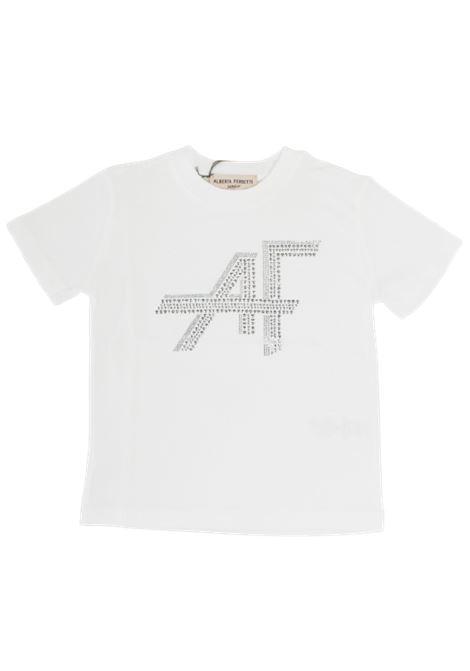 ALBERTA FERRETTI | T-shirt | 025358BIANCO