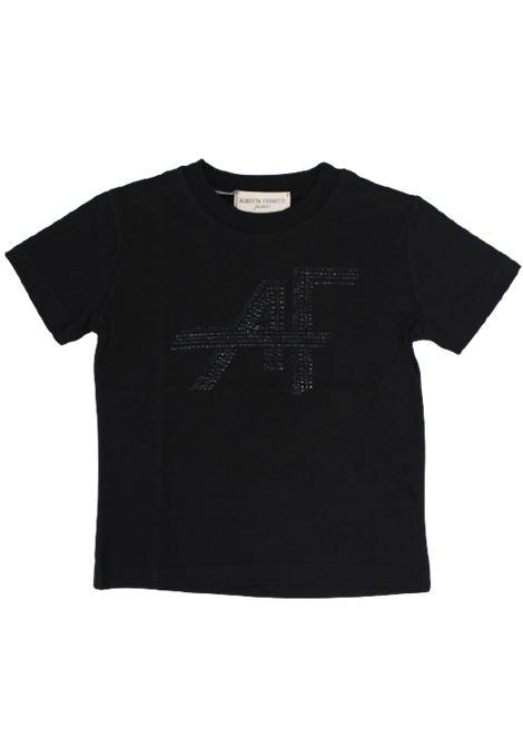 ALBERTA FERRETTI | T-shirt | 025358NERO