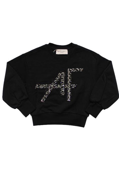 ALBERTA FERRETTI | sweatshirt | 025364NERO